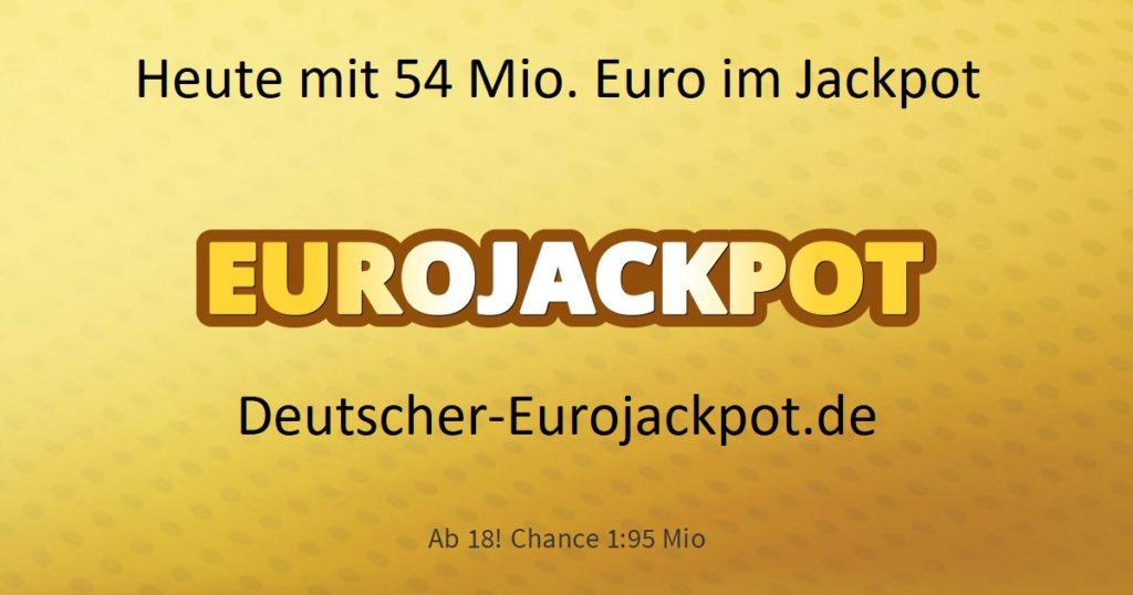 Eurojackpot Zahlen 17.01.2020